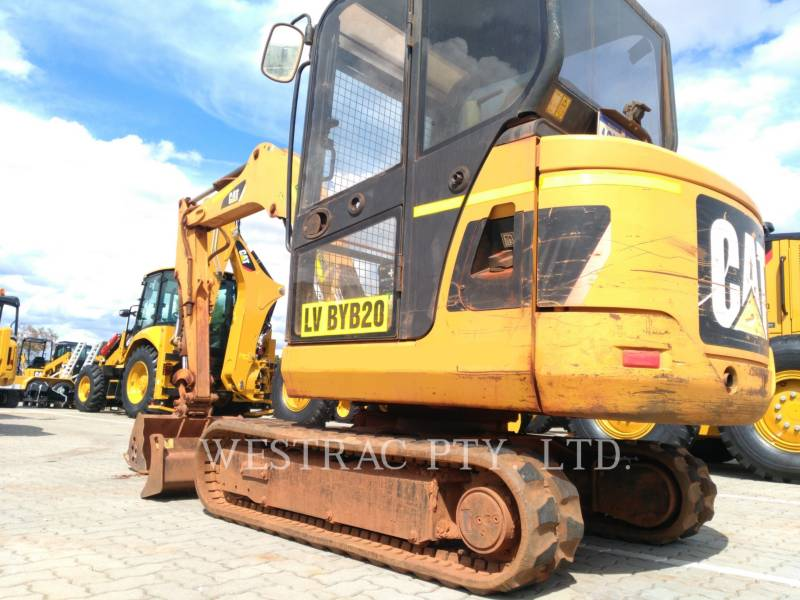 CATERPILLAR KOPARKI GĄSIENICOWE 302.5C equipment  photo 5
