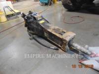 Equipment photo CATERPILLAR H115ES AG - HAMMER 1