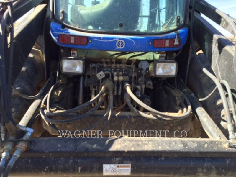 NEW HOLLAND LTD. AG TRACTORS TV145 equipment  photo 5