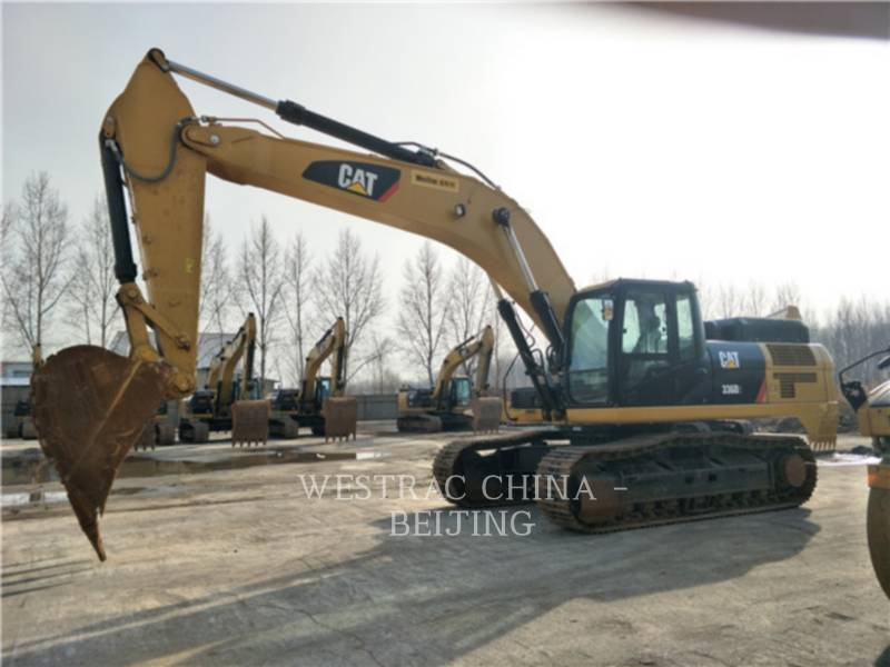 CATERPILLAR KETTEN-HYDRAULIKBAGGER 336D2 equipment  photo 14