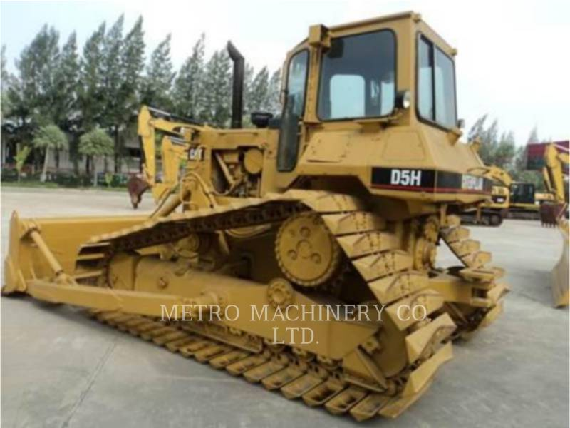 CATERPILLAR TRACTORES DE CADENAS D5HLGP equipment  photo 6