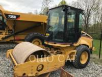 CATERPILLAR COMBINATION ROLLERS CS433E equipment  photo 1
