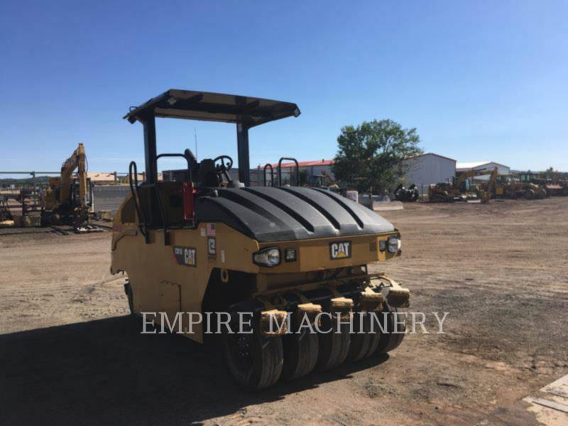CATERPILLAR COMPACTADORES CON RUEDAS DE NEUMÁTICOS CW16 equipment  photo 1