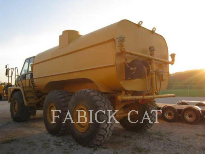 CATERPILLAR KNICKGELENKTE MULDENKIPPER 725 equipment  photo 3