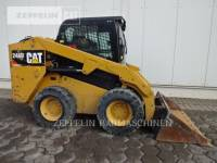 CATERPILLAR KOMPAKTLADER 246D equipment  photo 8