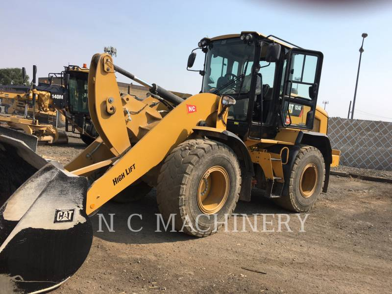 CATERPILLAR CARGADORES DE RUEDAS 924K HL equipment  photo 6