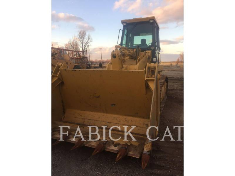 CATERPILLAR KETTENLADER 963C equipment  photo 3