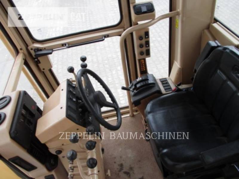 CATERPILLAR NIVELEUSES 140K equipment  photo 22
