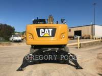 CATERPILLAR WHEEL EXCAVATORS M316F equipment  photo 4