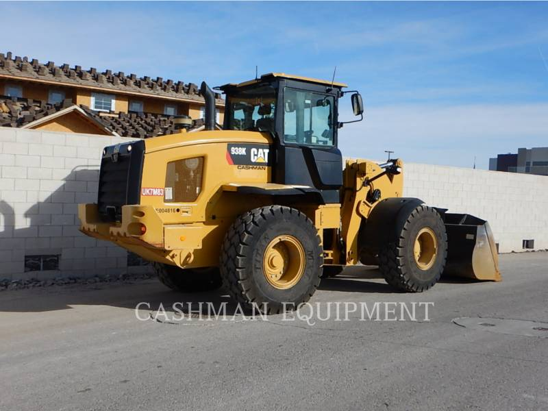 CATERPILLAR INDUSTRIAL LOADER 938K equipment  photo 4