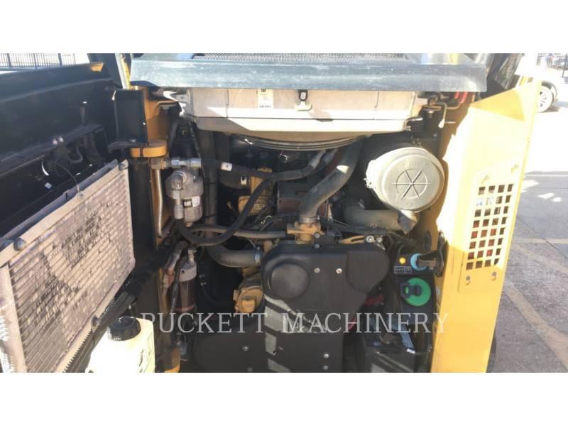 CATERPILLAR CARGADORES MULTITERRENO 299D2XHP equipment  photo 13