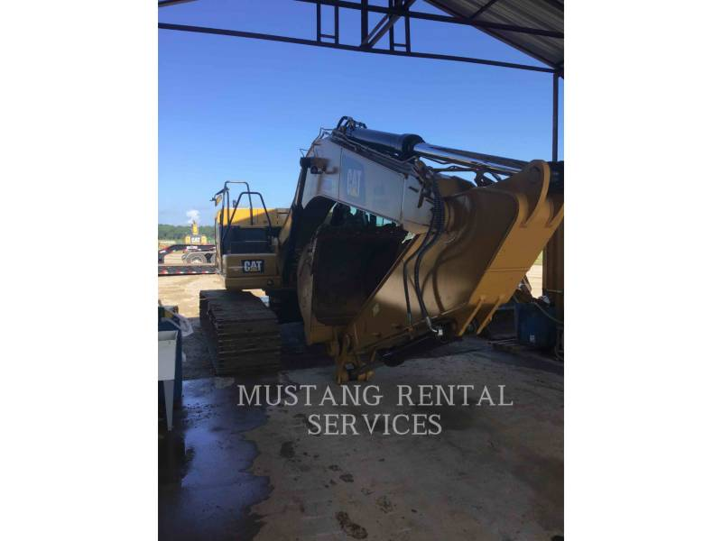CATERPILLAR KETTEN-HYDRAULIKBAGGER 320-07 equipment  photo 2