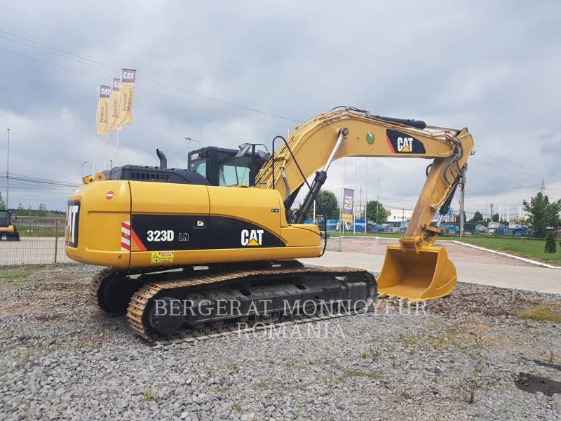 CATERPILLAR ESCAVATORI CINGOLATI 323DLN equipment  photo 2