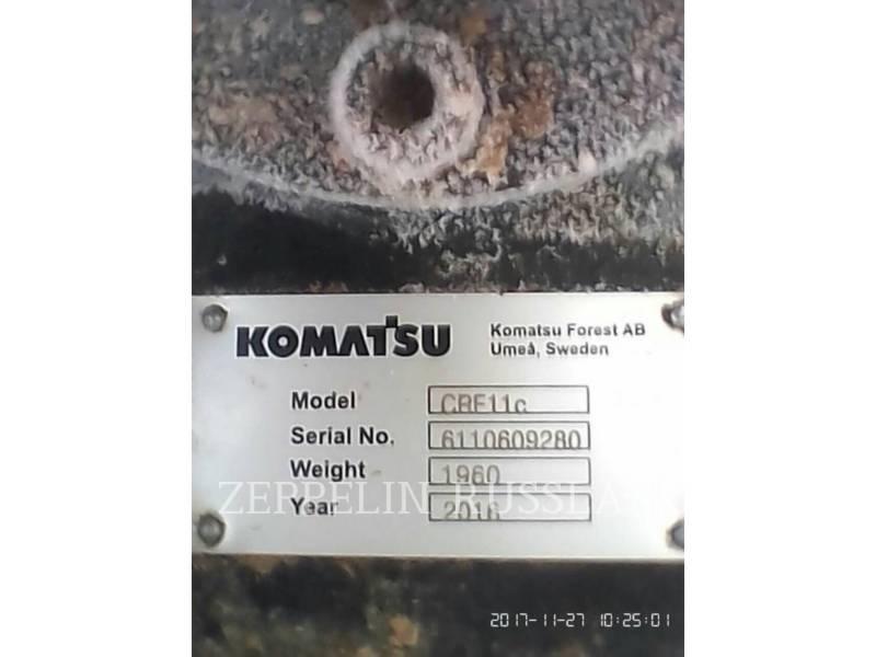 KOMATSU FORESTAL - TRANSPORTADOR DE TRONCOS 865 equipment  photo 6
