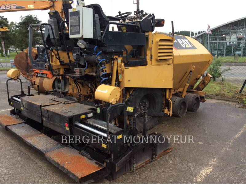 CATERPILLAR SCHWARZDECKENFERTIGER AP300 equipment  photo 5