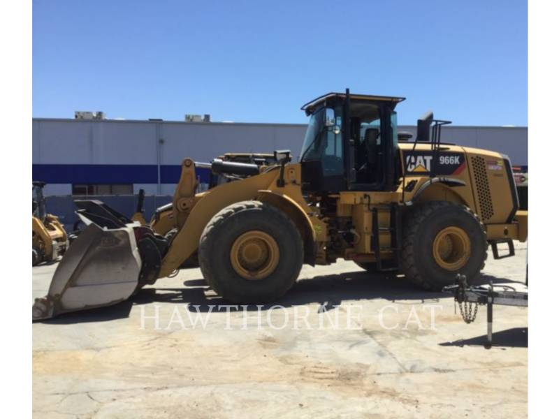 CATERPILLAR CARGADORES DE RUEDAS 966K equipment  photo 1