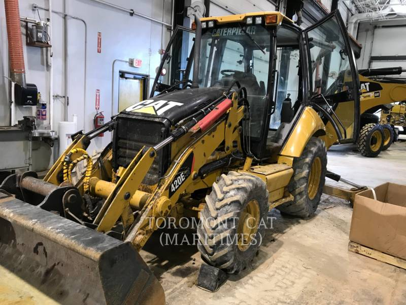 CATERPILLAR CHARGEUSES-PELLETEUSES 420 E IT equipment  photo 9