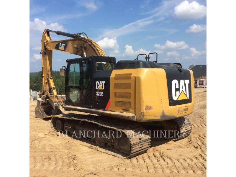 CATERPILLAR トラック油圧ショベル 320EL equipment  photo 4