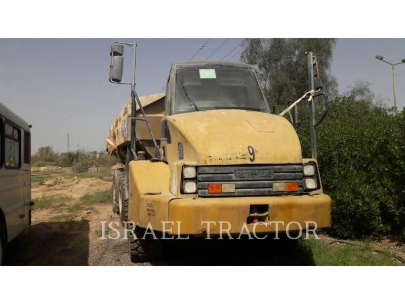 CAT TRADE-IN CAMIONES ARTICULADOS 730C equipment  photo 2