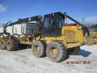 CATERPILLAR FORESTRY - FORWARDER 574 equipment  photo 2