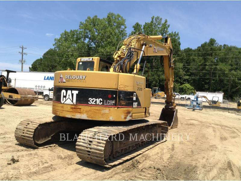 CATERPILLAR EXCAVADORAS DE CADENAS 321CL equipment  photo 4