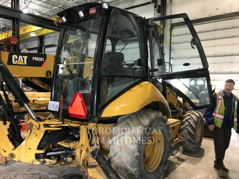 CATERPILLAR CHARGEUSES-PELLETEUSES 420 E IT equipment  photo 6