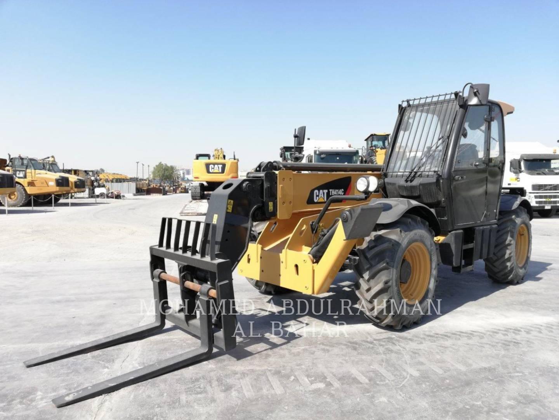 Model # TH414CGCLRC - skid steer loaders