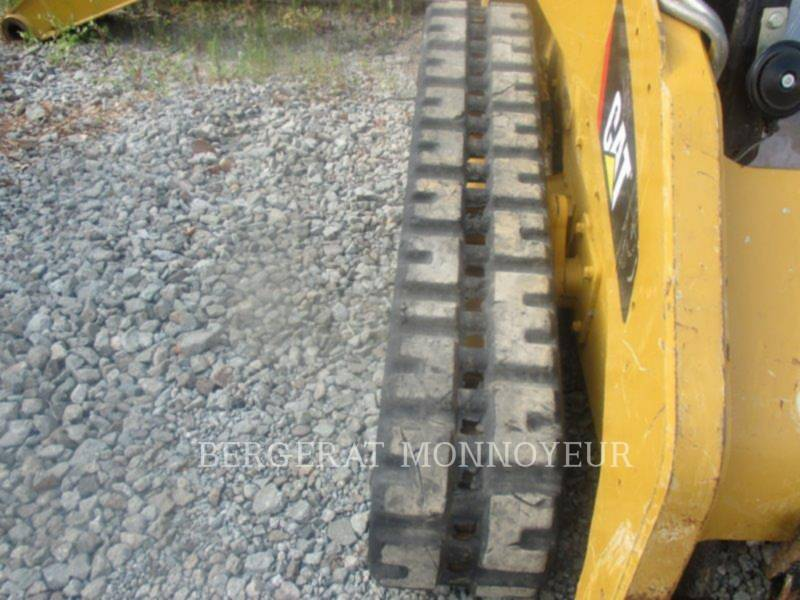 CATERPILLAR CHARGEURS SUR CHAINES 259B3 equipment  photo 10
