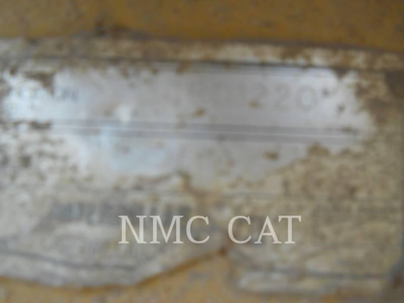 CATERPILLAR TRACK TYPE TRACTORS D5M equipment  photo 1