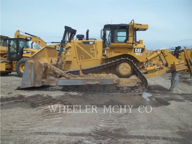 CATERPILLAR TRACK TYPE TRACTORS D8T SU ARO equipment  photo 1