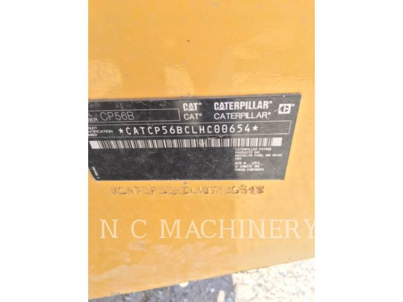 CATERPILLAR PAVIMENTADORES DE ASFALTO CP56B equipment  photo 6