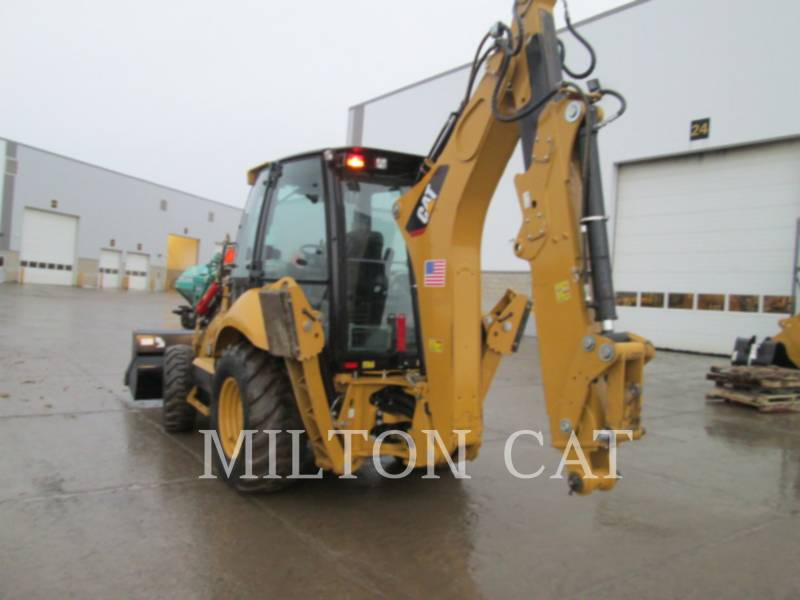 CATERPILLAR BAGGERLADER 420F IT equipment  photo 3