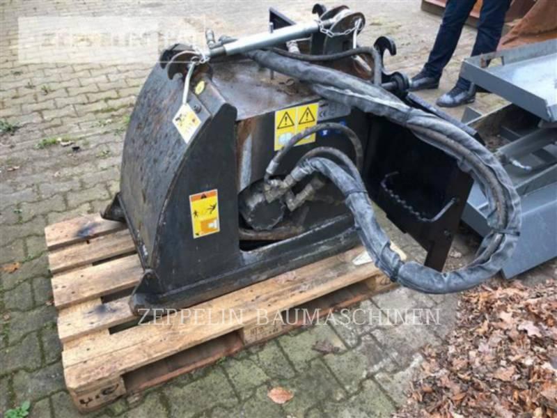 BOBCAT MINICARGADORAS T190 equipment  photo 18