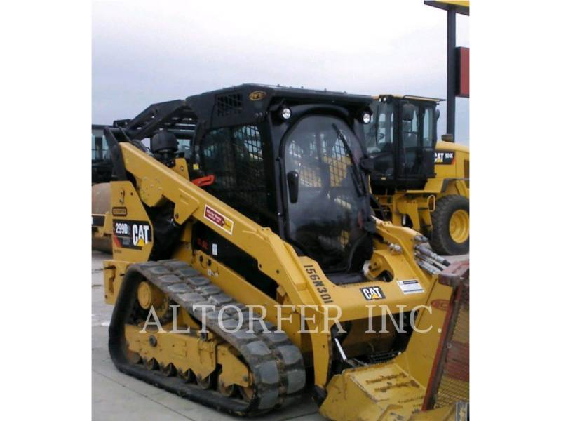 CATERPILLAR SKID STEER LOADERS 299D2 XHP equipment  photo 1