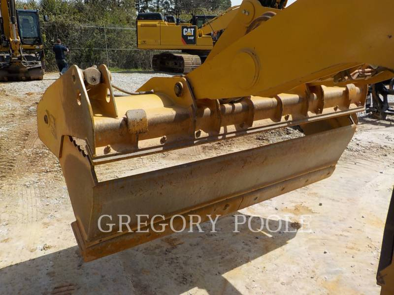CATERPILLAR BAGGERLADER 420FST equipment  photo 14