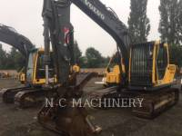 VOLVO CONSTRUCTION EQUIPMENT TRACK EXCAVATORS EC140BLC equipment  photo 1