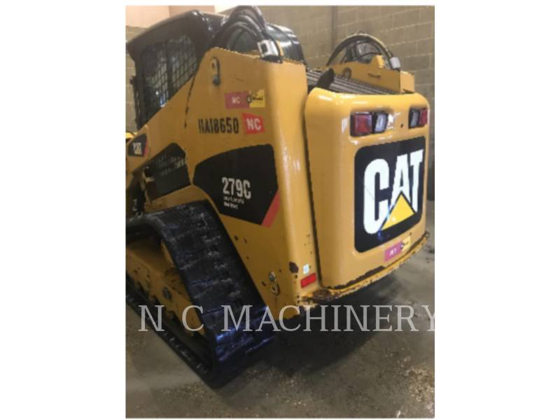 CATERPILLAR CHARGEURS COMPACTS RIGIDES 279C TL2CB equipment  photo 3