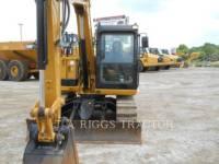CATERPILLAR TRACK EXCAVATORS 307E equipment  photo 8