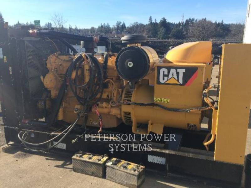 CATERPILLAR STATIONARY GENERATOR SETS C9 equipment  photo 1