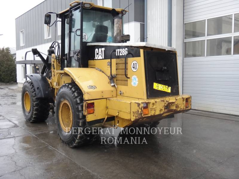 CATERPILLAR CHARGEURS SUR PNEUS/CHARGEURS INDUSTRIELS IT28G equipment  photo 4