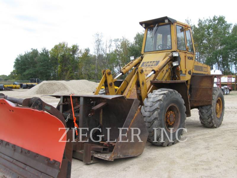 CASE/NEW HOLLAND WHEEL LOADERS/INTEGRATED TOOLCARRIERS W24B equipment  photo 3
