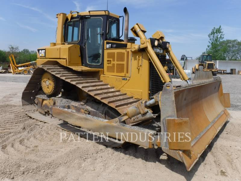 CATERPILLAR TRACTORES DE CADENAS D6T LGPARO equipment  photo 3