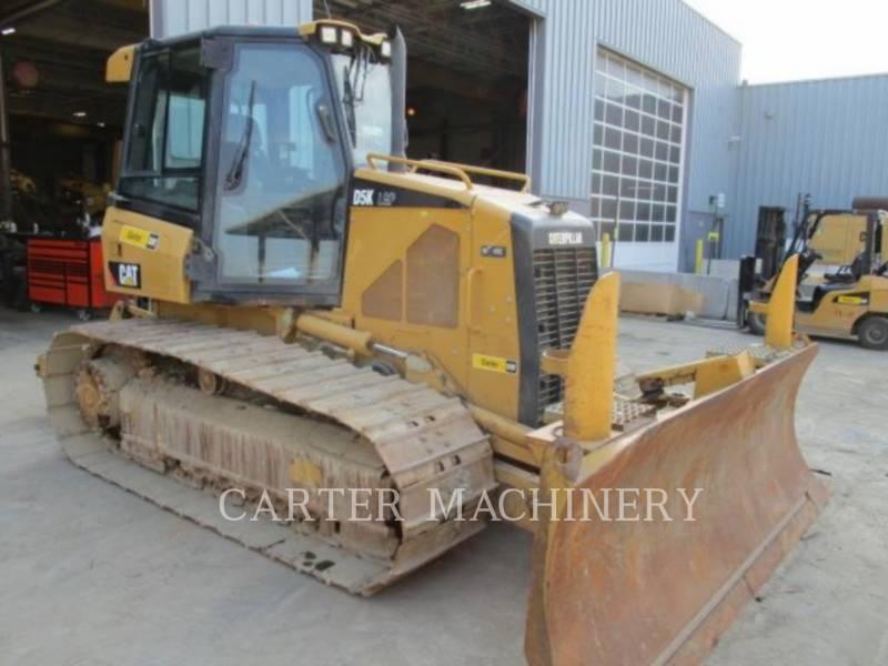 CATERPILLAR KETTENDOZER D5KLGP equipment  photo 1