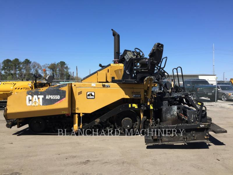 CATERPILLAR ASPHALTVERTEILER AP655D equipment  photo 2