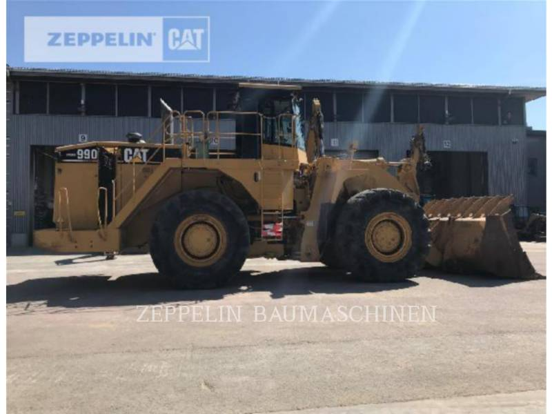 CATERPILLAR WHEEL LOADERS/INTEGRATED TOOLCARRIERS 990 equipment  photo 5