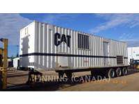 Equipment photo CATERPILLAR XQ 2000 TRANSPORTABLE STROMAGGREGATE 1