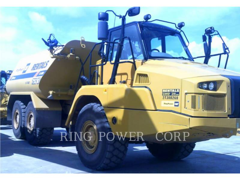CATERPILLAR WATER TRUCKS 725C2WW equipment  photo 2