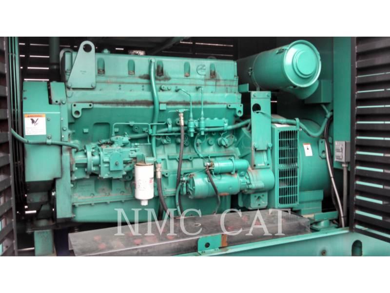 CUMMINS STATIONARY GENERATOR SETS 200DFAA equipment  photo 2