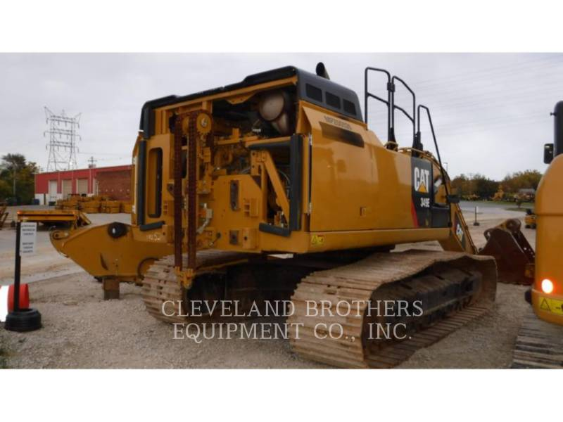CATERPILLAR PELLES SUR CHAINES 349EL equipment  photo 3