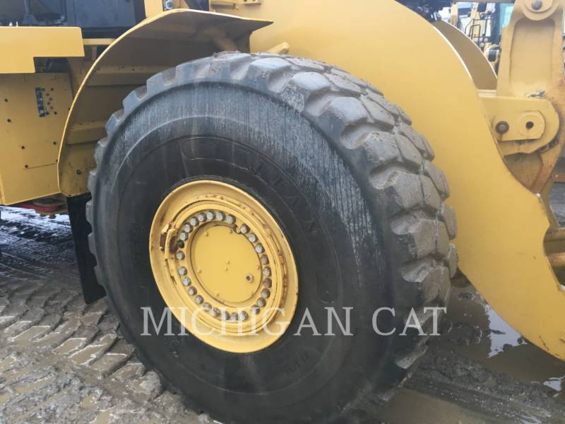 Caterpillar ÎNCĂRCĂTOARE PE ROŢI/PORTSCULE INTEGRATE 980K LC equipment  photo 11